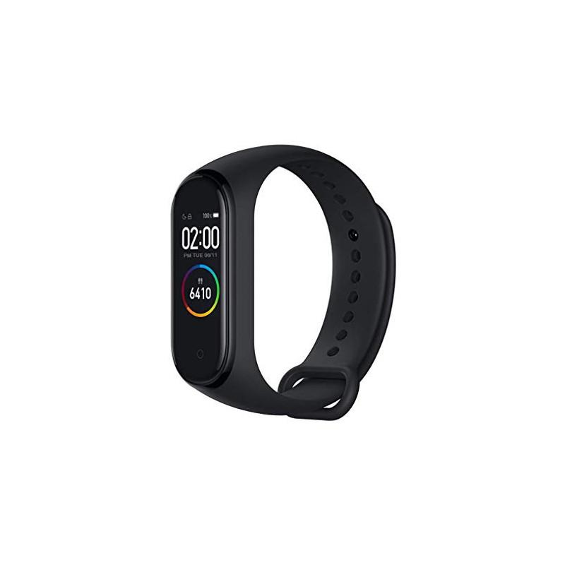 Xiaomi Band 4 Pulsera de Fitness Inteligente Monitor de Ritmo cardíaco 135 mAh Pantalla Color Bluetooth 5.0 más Reciente 2019