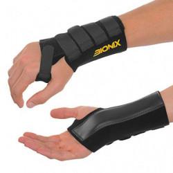 Bionix - Férula de Apoyo Profesional Unisex Bx-WSR-L - Férula Ajustable y Transpirable túnel carpiano, Artritis, tendinitis,