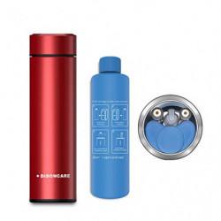 Dison Care Diabética Enfriador de insulina Bolsa de jeringas para la diabetes, insulina y medicamentos,Bolsa de viaje isotérm