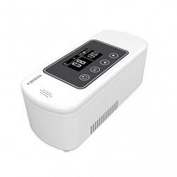 Dison Care Mini refrigerador,insulina portátil caso del recorrido Caja del refrigerador,la diabetes mini refrigerador,pantall