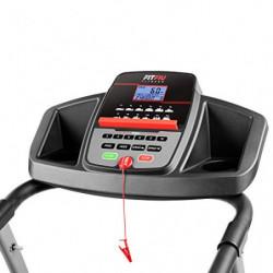FITFIU Fitness MC 100 Cinta de Correr Eléctrica Plegable silenciosa Motor 900w hasta 10km/h, Pantalla LED, Velocidad Ajustabl