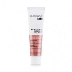 Cumlaude Lab Deligyn - Gel Crema Hidratante Vaginal Interno con Cánula Aplicadora - 30 ml