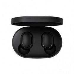 Xiaomi Mi True Wireless Earbuds Basic - Auriculares inalámbricos, Bluetooth con verdadero sonido estéreo con micrófono, Negro