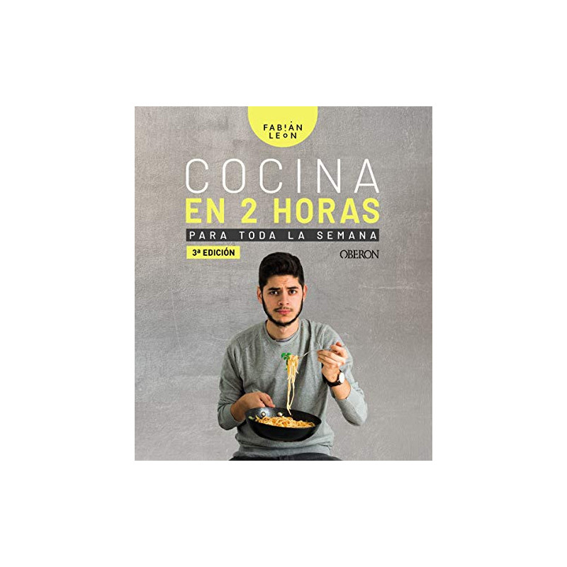 Cocina en 2 horas para toda la semana  Libros singulares
