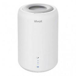 Levoit Humidificador Ultrasónico de Vapor Frío y Carga Superior 2 en 1, Difusor de Aceites Esenciales 1800ml Hasta 20hrs, Mod